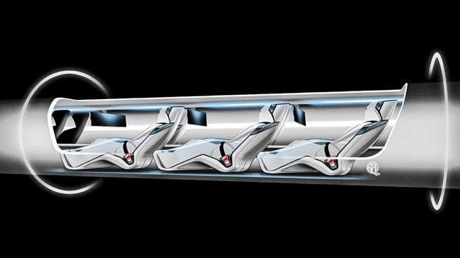 Hyperloop sice vypadá jako šílenost, tak ale na svou dobu musela vypadat většina novinek