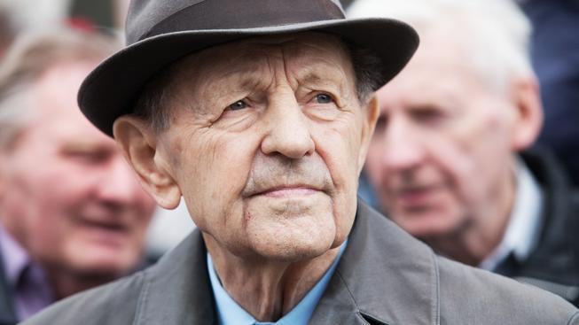 Bývalý šéf komunistů Milouš Jakeš