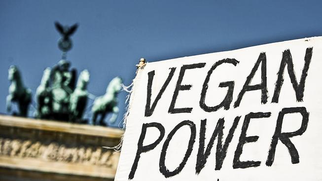 Z Berlína je taková neoficiální veganská metropole. Ilustrační snímek