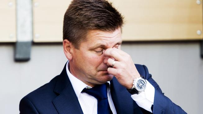 Dušan Uhrin mladší už není trenérem pražské Slavie. Vedení ho odvolalo po čtyřech ligových záapsech