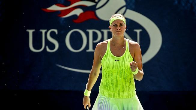 Bronzová medailistka z olympijských her v Riu Petra Kvitová zvítězila v prvním kole newyorského Grand Slamu ve dvou setech