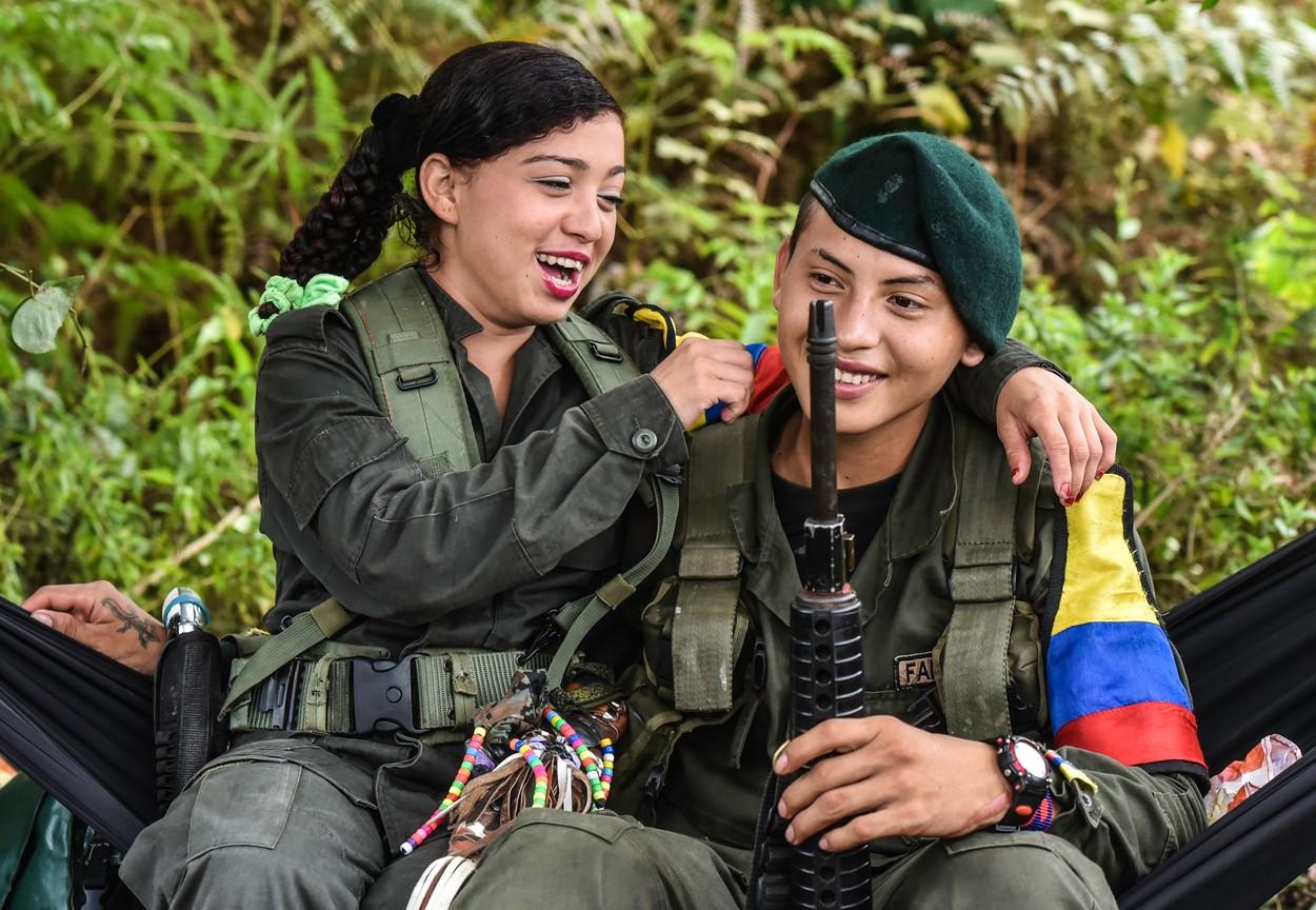 Půl století války v Kolumbii