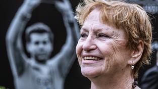 Věra Čáslavská byla pro sportovce vzorem nejen svými výkony, ale i lidskostí