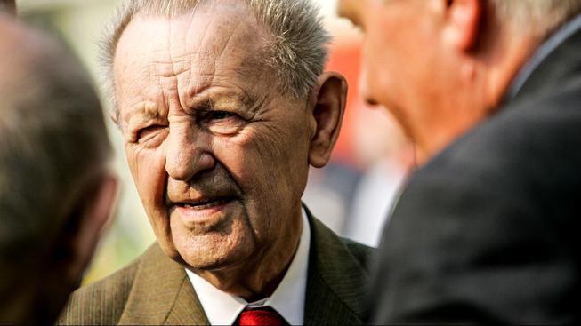 Bývalý tajemník KSČ Milouš Jakeš