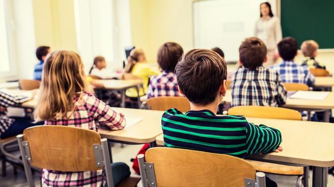 Dvě stě žáků ze speciálních tříd bude v rámci integrace studovat na běžných základních školách. Ilustrační snímek