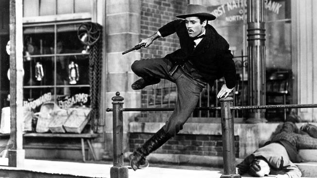 Legendární americký lupič Jesse James v podání Henryho Fondy
