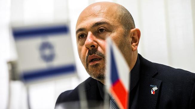 Gary Koren,velvyslanec Izraele v ČR