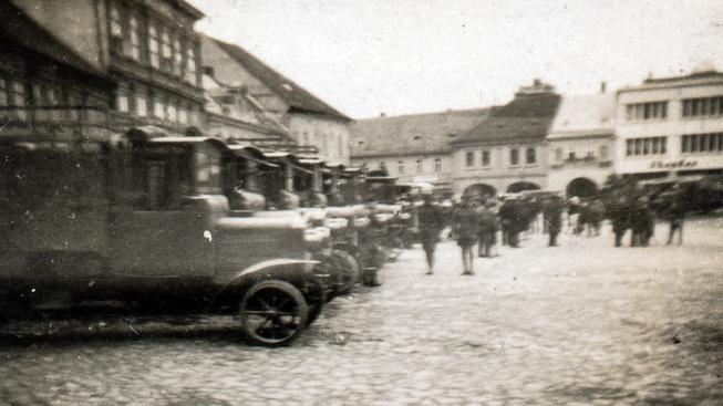 Československá armáda, cvičení (30. léta)