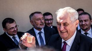 Miloš Zeman je podle vysokého komisaře OSN demagog a populista