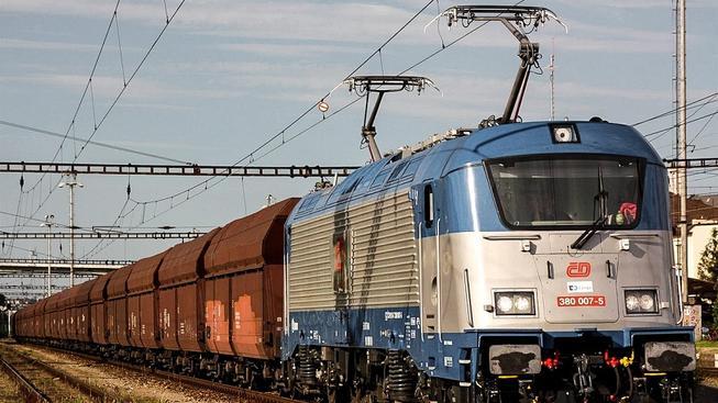 Škoda Tranportation vyrábí kolejová vozidla. Ilustrační snímek