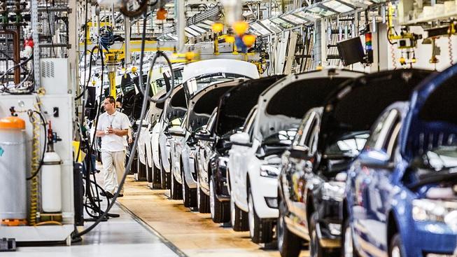 Nejen česká auta mají Němci v oblibě. Největší část českého vývozu míří právě k našemu západnímu sousedovi