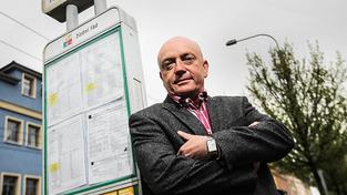 Generální ředitel Plzeňských dopravních podniků Michal Kraus