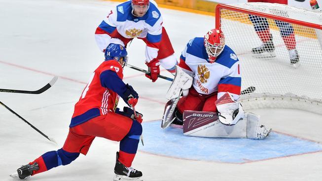 Kapitán Tomáš Plekanec dokázal srovnat skóre zápasu pouhých 71 vteřin před koncem