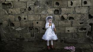V Německu je více než tisíc dětských manželství. Ilustrační snímek