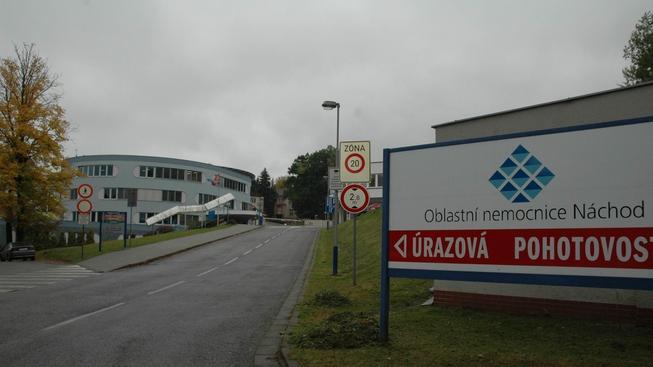 Policie zasahuje na úřade Královéhradeckého kraje kvůli zakázkám na modernizaci Oblastní nemocnice Náchod