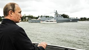 Putin v průběhu let opakovaně hrozil, že nechá v Kaliningradu rozmístit rakety namířené na západní Evropu
