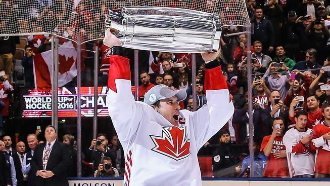 Kanada vyhrála Světový pohár. Nejužitečnějším hráčem turnaje byl vyhlášen kanadský kapitán Sidney Crosby
