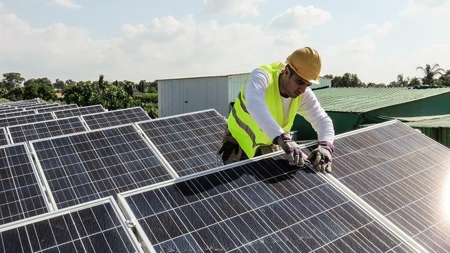 Ztráta státní podpory se týká i solárních elektráren. Ilustrační snímek