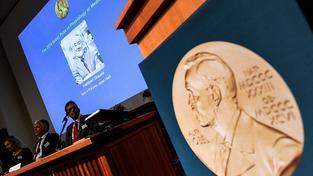 Karolinský institut ve Stockholmu letos udělil Nobelovu cenu za medicínu japonskému biologovi Ósumimu