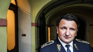 Policejní prezident Tomáš Tuhý