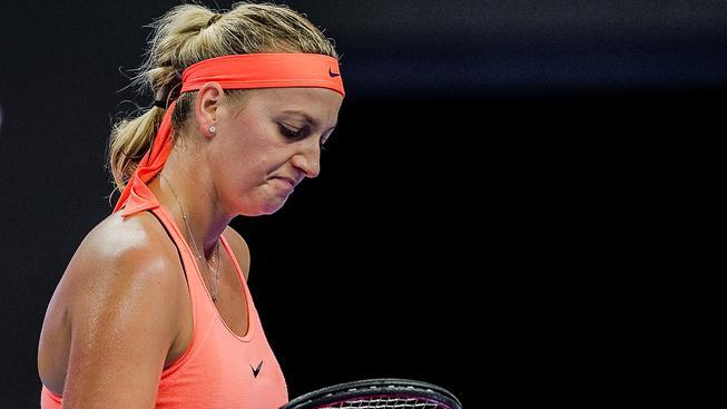 Petra Kvitová skončila v Pekingu ve čtvrtfinále