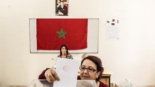 Volby v Maroku