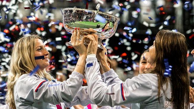 Češky chtějí ve Francii slavit páté fedcupové vítězství z posledních šesti ročníků