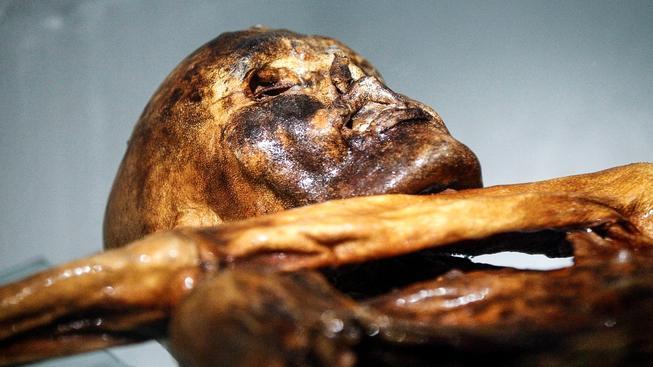 Slavná mumie, kterou každý zná jako Ötziho