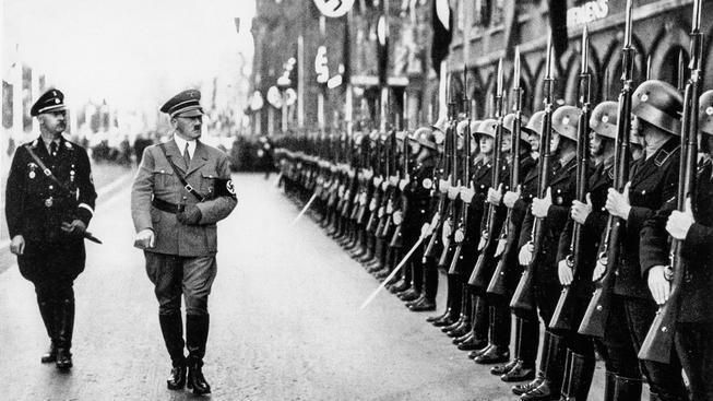 Německá armáda ani sám Adolf Hitler by se bez drog neobešli