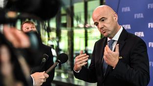 Prezident FIFA Gianni Infantino chce mít na MS v roce 2026 nejvíc týmů v historii