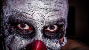 Z klaunů jde někdy strach. Ilustrační snímek