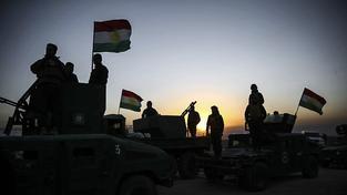 Nadešel den D, začalo osvobozování Mosulu