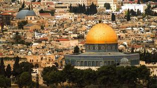 Izrael narušuje posvátnost Chrámové hory, tvrdí rezoluce UNESCO