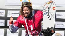 Samková je po operaci ramene a hlásí: Chci vyhrát Světový pohár!