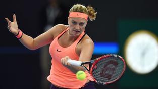 Petra Kvitová v Lucembursku na titul nedosáhla