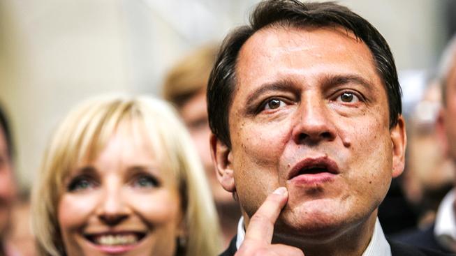 Případ CVP nastartoval kariéru Jiřího Paroubka