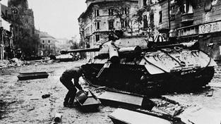 Maďarská revoluce v roce 1956
