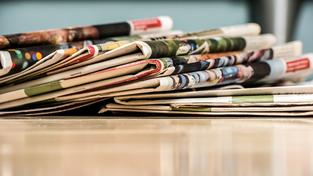 Jak moc věnovala média volbám? Ilustrační foto