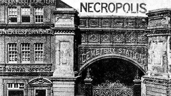 Brookwood Necropolis Railway