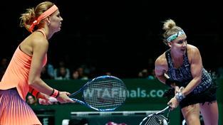 """Česko-americký tým """"Bucie"""" ve finále Masters nestačil na olympijské vítězky"""