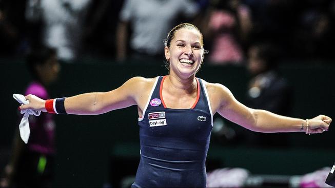 Dominika Cibulková ovládla Turnaj mistryň