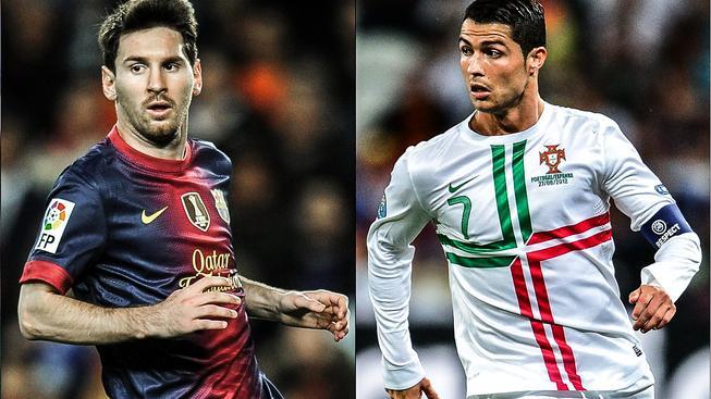 Fotbalovou veřejnost už léta rozděluje otázka, kdo je z dvojice Messi - Ronaldo lepší fotbalista