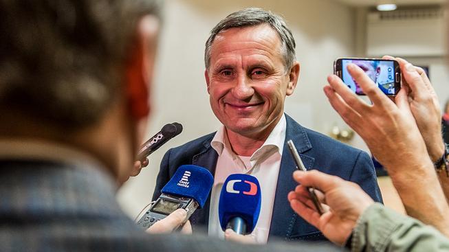 Lidovec Jiří Čunek se stal hejtmanem Zlínského kraje