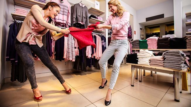 Na naše nákupní chování má vliv mnoho podprahových podnětů. Ilustrační foto