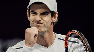 Andy Murray je novou světovou jedničkou