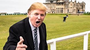 Miliardář Donald Trump se stal 45. americkým prezidentem