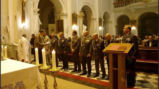 Veterány vyznamenal arcibiskup