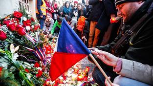 Česko slaví výročí 17. listopadu. Ilustrační snímek