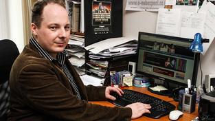 V kanceláři Kamila Kopeckého