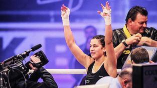 Lucie Sedláčková je evropskou i světovou šampionkou v pérové váze